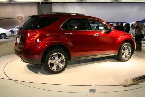 Chevrolet Equinox (1)