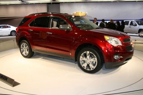Chevrolet Equinox (2)