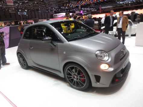Fiat Abarth 695 Bisposto