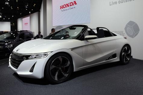 Honda S660 2