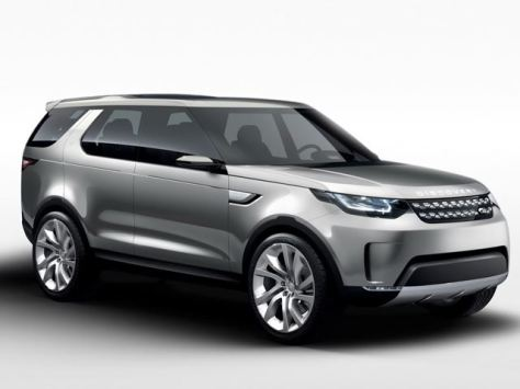 Land Rover Discovery Vision 2