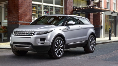 Land Rover Evoque 2