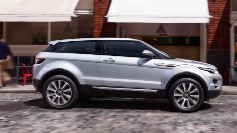 Land Rover Evoque 3