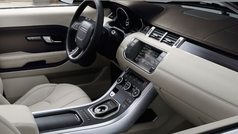 Land Rover Evoque Interior 2