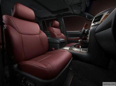 Lexus LX 570 Special Edition Interior