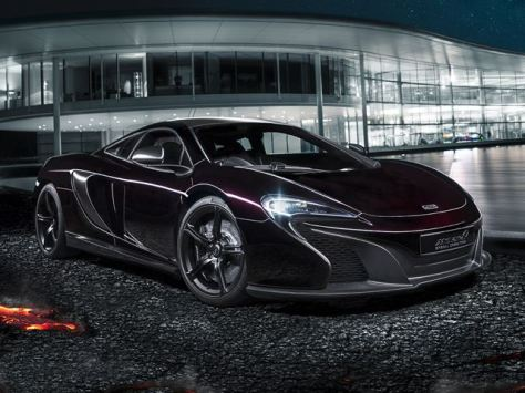 McLaren Special Operation 650S Coupe Concept 2
