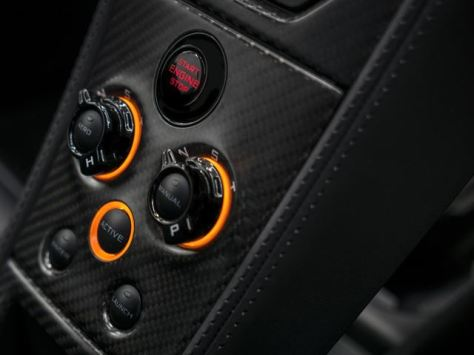 McLaren Special Operation 650S Coupe Concept Interior