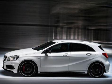 Mercedes-Benz A45 AMG 5