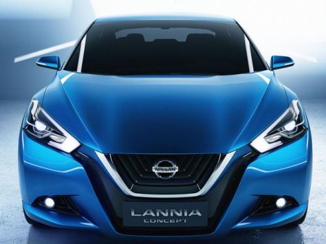 Nissan Lania Front