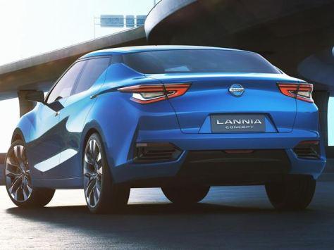 Nissan Lania Rear Concept